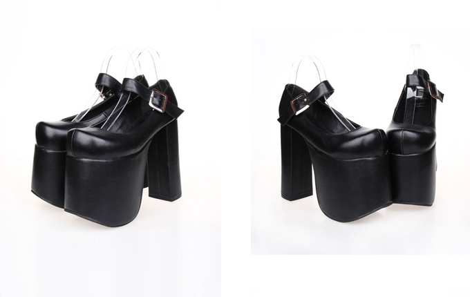 Gothic Lolita Shoes