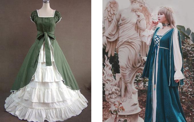 Classic Lolita Long Dress