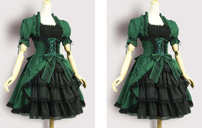 Classic Lolita Dress