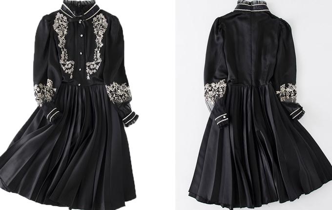 Classic Lolita Long Sleeve Dress