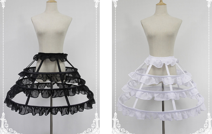 Dress Support Lolita Petticoat