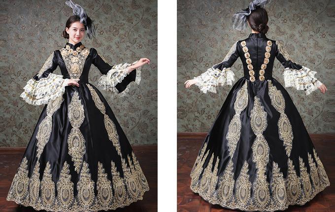 Classic Lolita Prom Dress