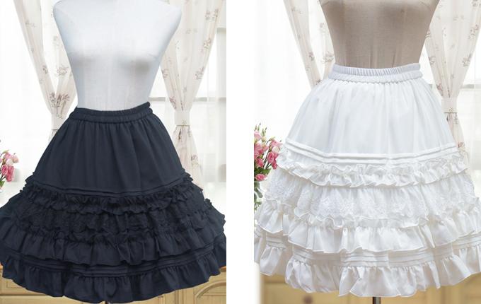Classic Lolita Petticoat