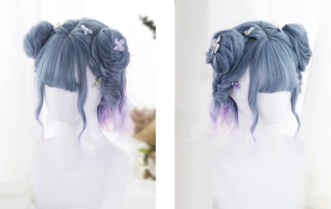 Curly Hair Lolita Wig
