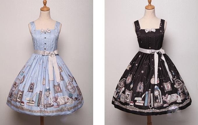 Classic Lolita Sleeveless Dress
