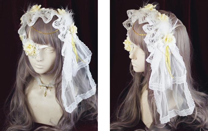 Gothic Lolita Headband