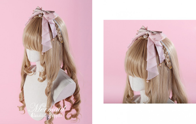 Bowknot Lolita Head Band