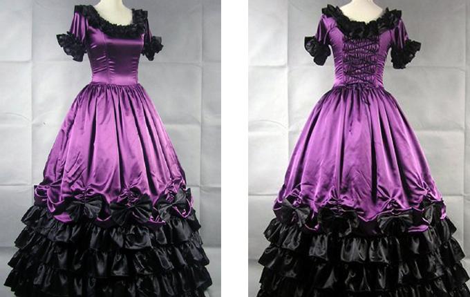 Lolita Prom Dress