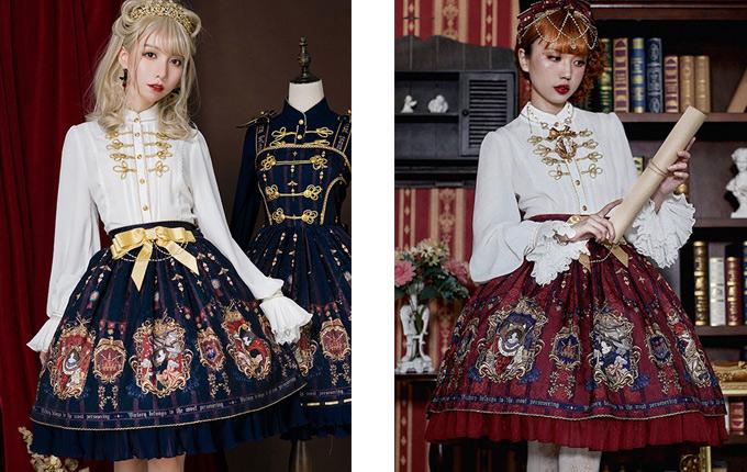 Elegance Classic Lolita Skirt