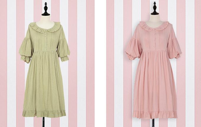 Dress And Lolita Apron