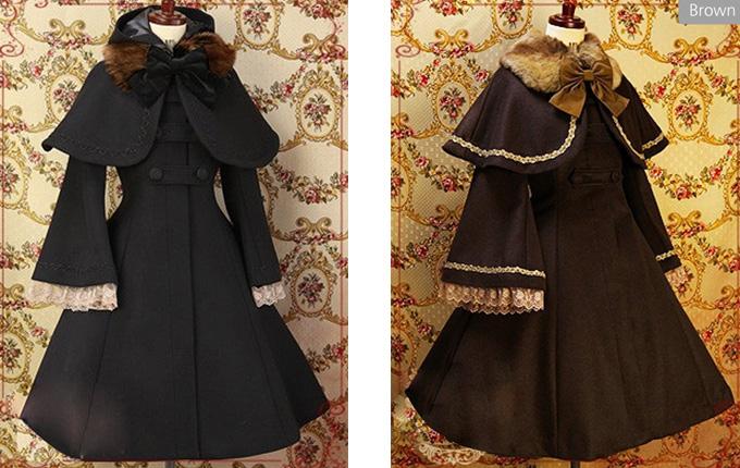 Lolita Woolen Coat